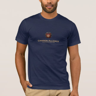 深紅色の同盟ギルドのTシャツ Tシャツ