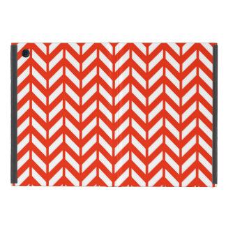 深紅色の深紅色4 iPad MINI ケース