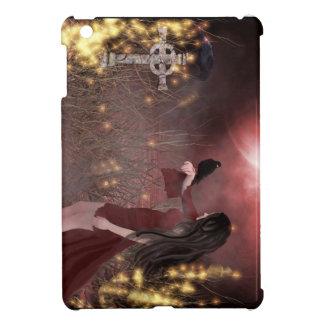 深紅色の魔法使い iPad MINIカバー