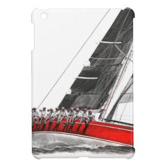 深紅Oyster.jpeg iPad Miniケース
