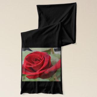 深緑色の流行のスカーフ スカーフ
