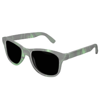 深緑色 サングラス