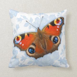 混ぜられるを用いる蝶装飾用クッション クッション