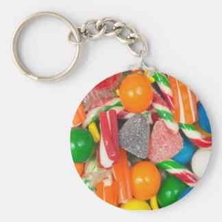 混合されたキャンデー- Keychain キーホルダー