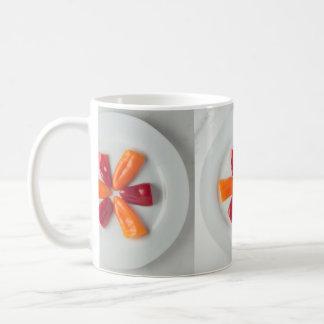 混合されたコショウIIのカラフルな食糧芸術のマグ コーヒーマグカップ