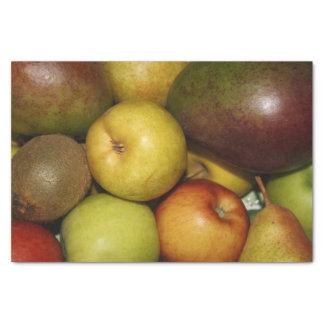 混合されたフルーツのティッシュペーパー 薄葉紙