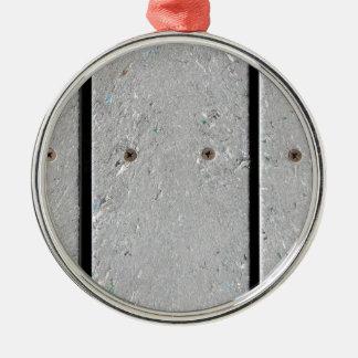混合されたプラスチック樹脂の板の通路 メタルオーナメント
