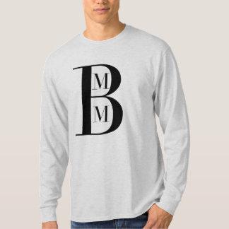 混合された品種心 Tシャツ