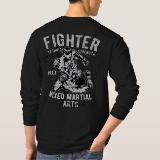 混合された武道の戦闘機MMA 2018年 Tシャツ