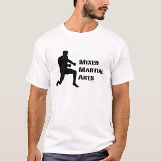混合された武道のTシャツ Tシャツ