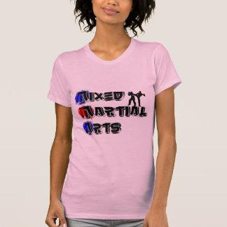 混合された武道 Tシャツ