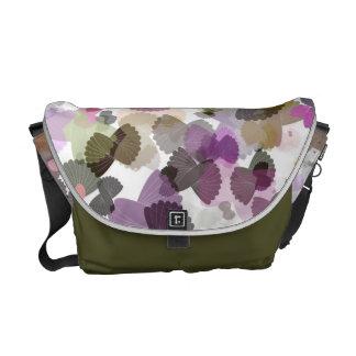 混合された色のbowtieのスタイルのメッセンジャーバッグ メッセンジャーバッグ