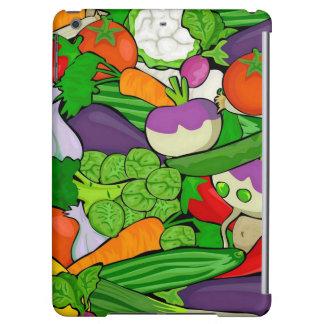 混合された野菜 iPad AIRケース