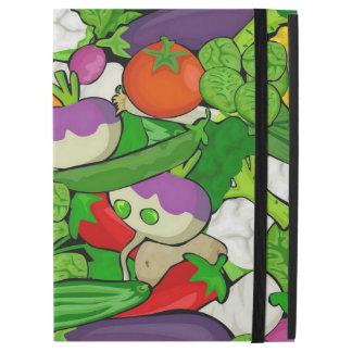 """混合された野菜 iPad PRO 12.9"""" ケース"""