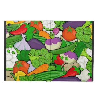 混合された野菜 POWIS iPad AIR 2 ケース