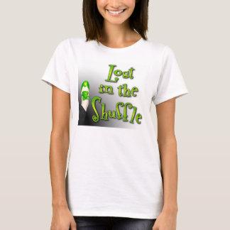 混合のタップダンスのTシャツで失った Tシャツ