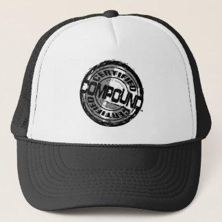 混合の集団のシールのスナップの帽子 キャップ