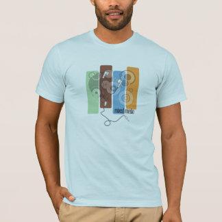 混合メディア2 Tシャツ