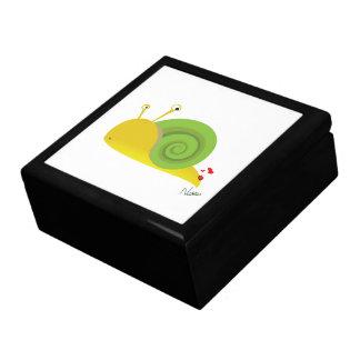 混同したかたつむりの宝石類/ギフト用の箱 ギフトボックス