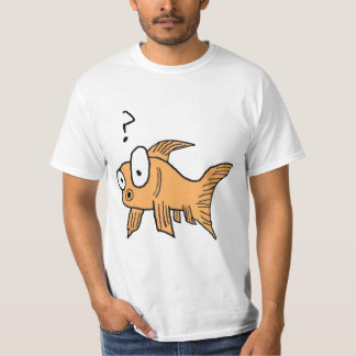 混同した金魚 Tシャツ