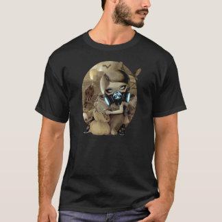 清掃動物のワイシャツのサイバーパンクのゴシック様式妖精の生物学的災害[有害物質] Tシャツ