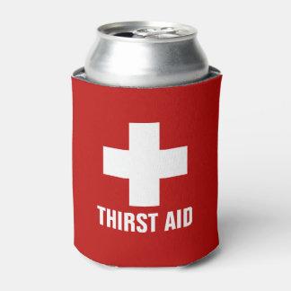 渇きの援助のおもしろいなクーラーボックス 缶クーラー
