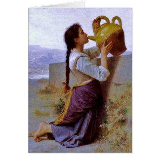 渇き(laのsoif) - Bouguereauの~ カード
