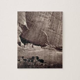 渓谷de Chelle 1873年の古代台なし(a ジグソーパズル