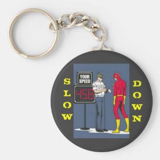 減速Keychain キーホルダー