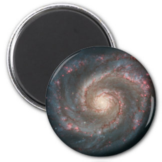 渦の銀河系の磁石 マグネット