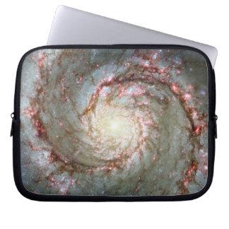 渦の銀河系 ラップトップスリーブ