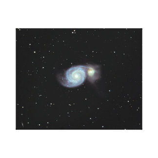 渦の銀河系#7 キャンバスプリント