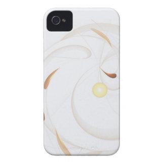 渦巻くこと Case-Mate iPhone 4 ケース
