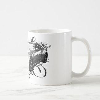 渦巻のFR-S コーヒーマグカップ
