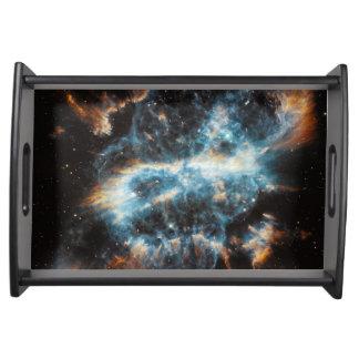 渦巻星雲の宇宙 トレー