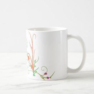 渦巻 コーヒーマグカップ