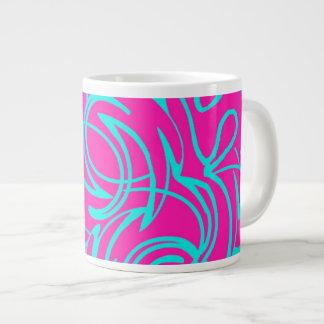 渦巻 ジャンボコーヒーマグカップ