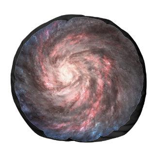 渦状銀河の星の破烈の星雲の銀河 プーフ