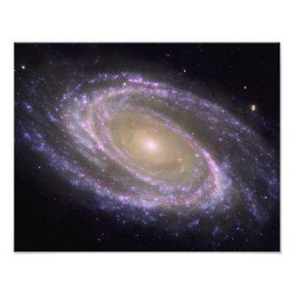 渦状銀河よりきたない81 フォトプリント