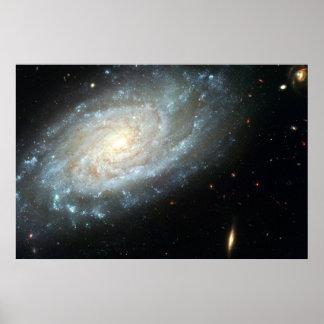 渦状銀河ポスター ポスター