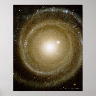 渦状銀河 ポスター