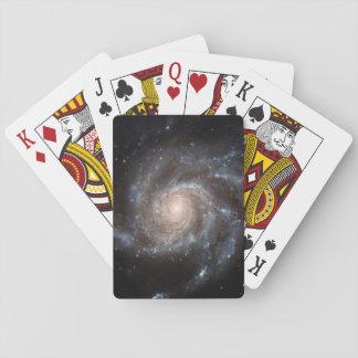 渦状銀河(M101)のトランプ トランプ