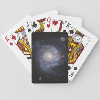 渦状銀河(NGC 1309年)のトランプ トランプ