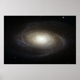 渦状銀河M81 ポスター