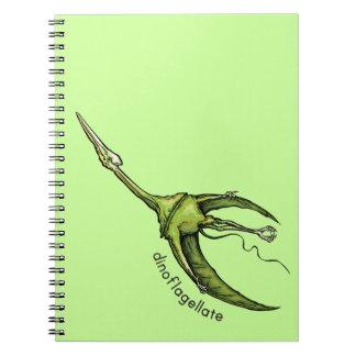 渦鞭毛藻 ノートブック