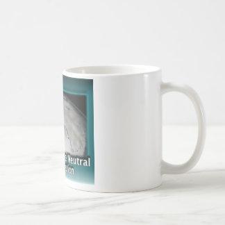 温室のニュートラルの基礎 コーヒーマグカップ
