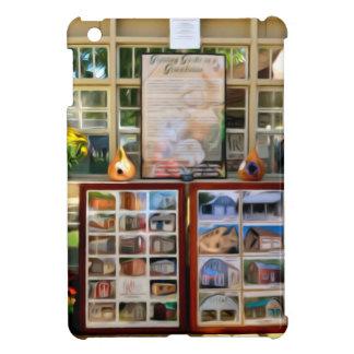 温室の成長するニンニク iPad MINIカバー