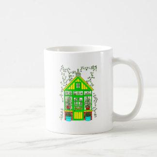温室 コーヒーマグカップ
