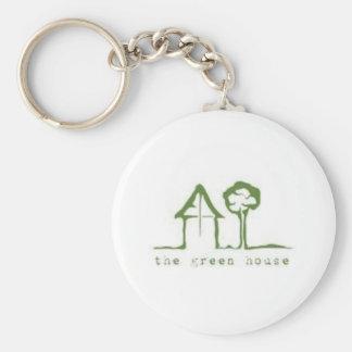 温室Keychain キーホルダー