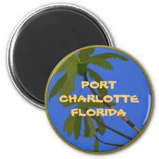 港のシャーロットフロリダ冷却装置磁石 マグネット